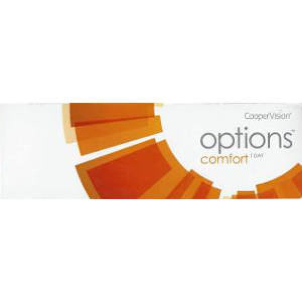 options COMFORT 1 DAY multifocal 30er Box (Cooper Vision)